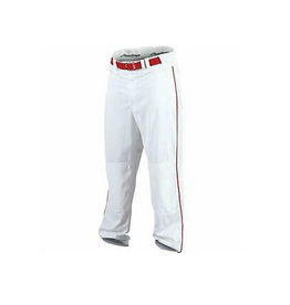 Rawlings Rawlings YOUTH Open Bottom Piped Baseball Pants