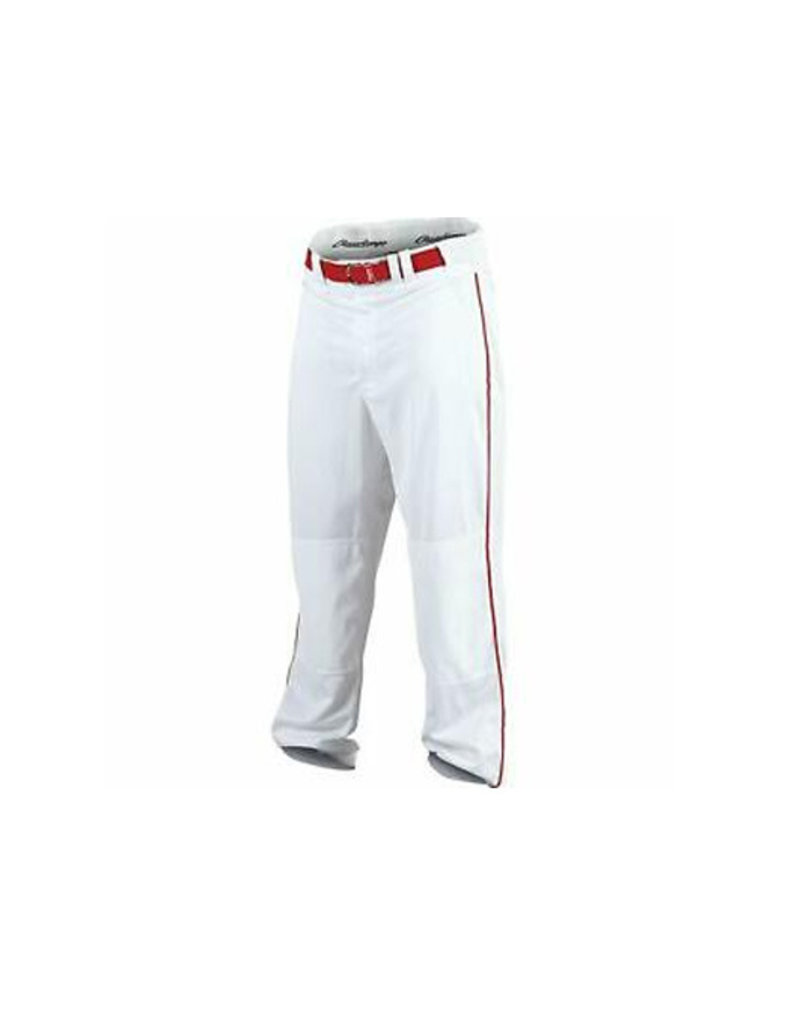 Rawlings Rawlings YOUTH Open Bottom Piped Baseball Pants