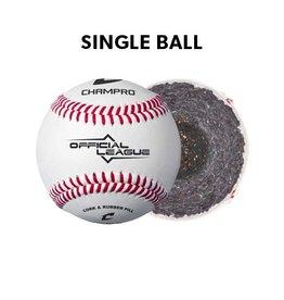 Champro Champro Cushion Cork Core Official League Baseball (Single)