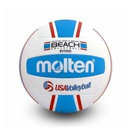 Molten Molten Elite Beach Volleyball - Red/White/Blue