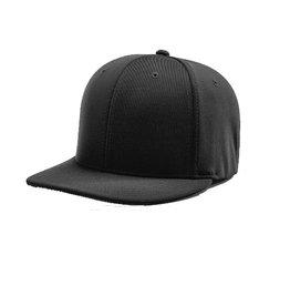"Richardson 2"" Visor Umpire FlexFit Cap with Umpire Embroidery"