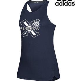 Adidas PV X-Plosion adidas Women's Game Mode Training Tank-Navy