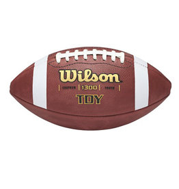 Wilson Wilson YOUTH Leather Game football