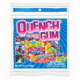 Quench Gum 2.4oz Variety Bag