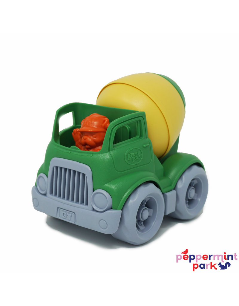 Green Toys Green Toys Construction Vehicles Set