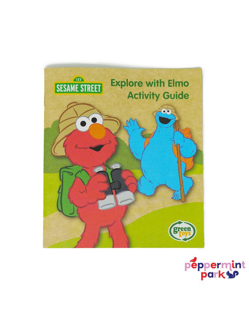 Green Toys Green Toys Elmo Explores Outdoor Activity Set