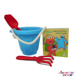Green Toys Green Toys Elmo Explores Outdoor Activity Set