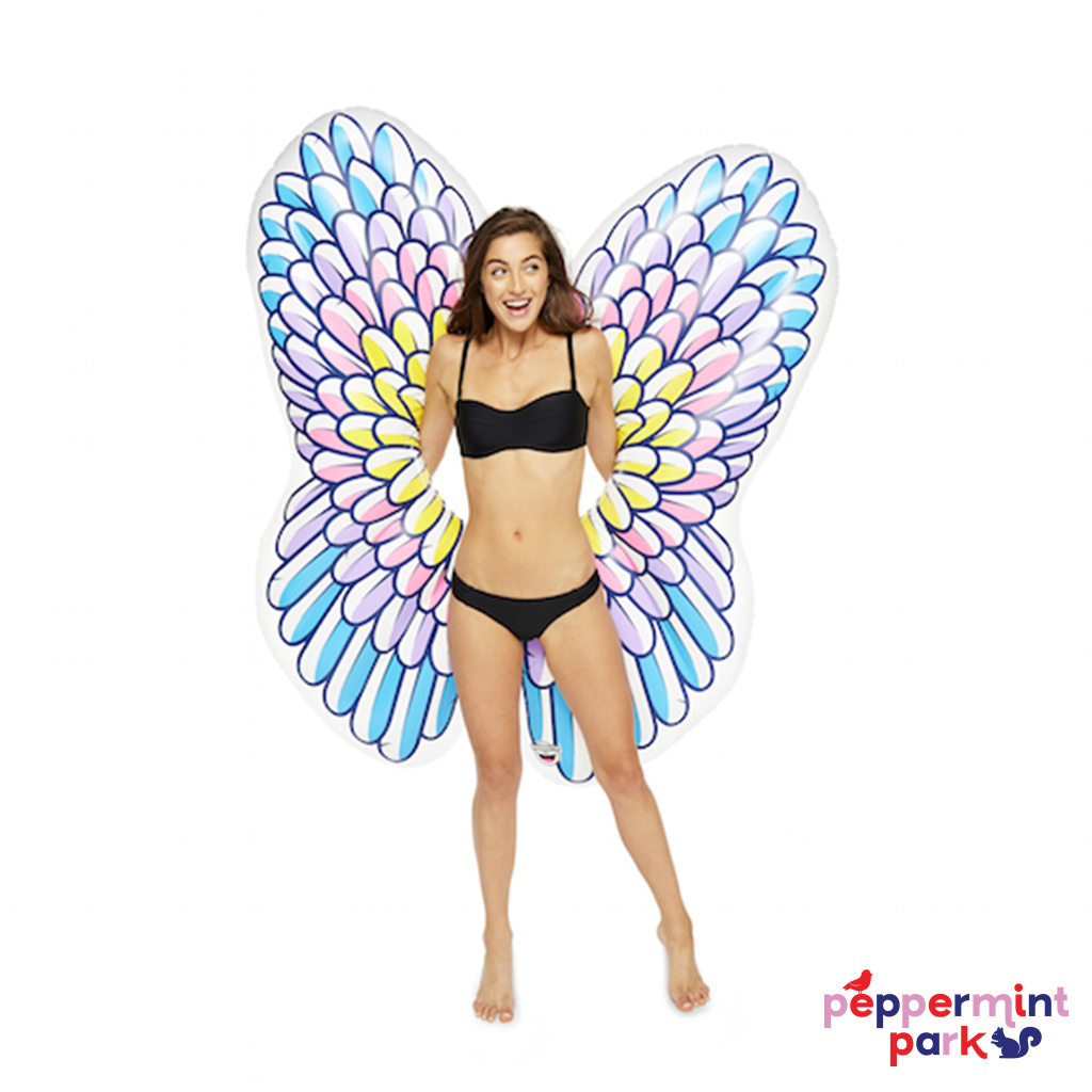 Big Mouth Inc. Angel Wings Pool Float