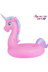 Kangaroo Manufacturing Pink Unicorn Pool Float