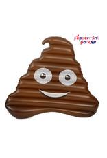 Kangaroo Manufacturing Poop Emoji Pool Float