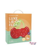 Sunny Life Lie On Cherries Pool Float