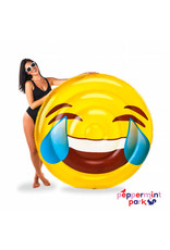 Big Mouth Inc. Crying Joy Emoji Pool Float