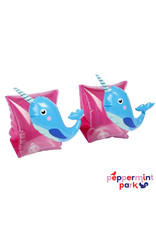 Sunny Life Narwhal Floatie Arm Bands