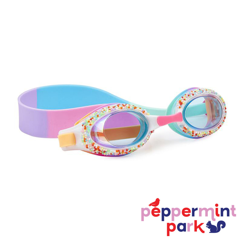 Bling2O Take a Dip-N- Dots Swim Goggles