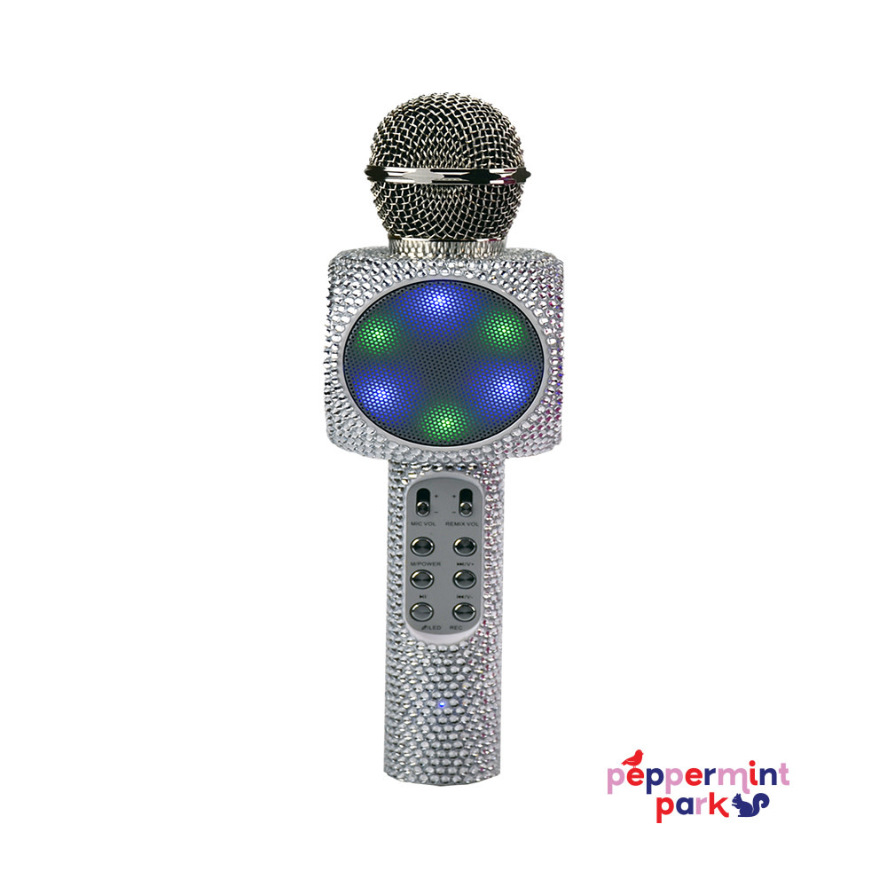 Wireless Express Bling Karaoke Microphone