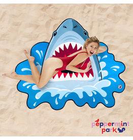 Big Mouth Inc. Shark Beach Blanket
