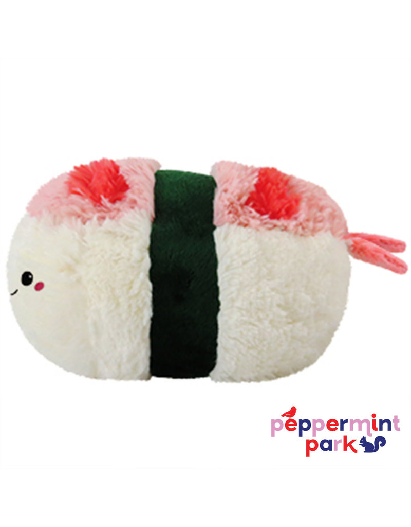 Squishable Squishable Shrimp Sushi Plush