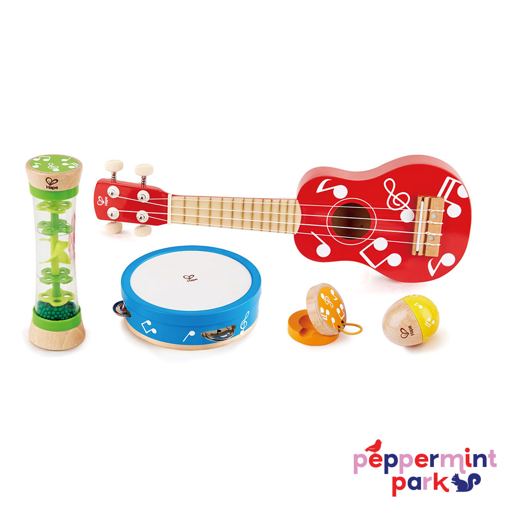 Hape International Mini Band Set