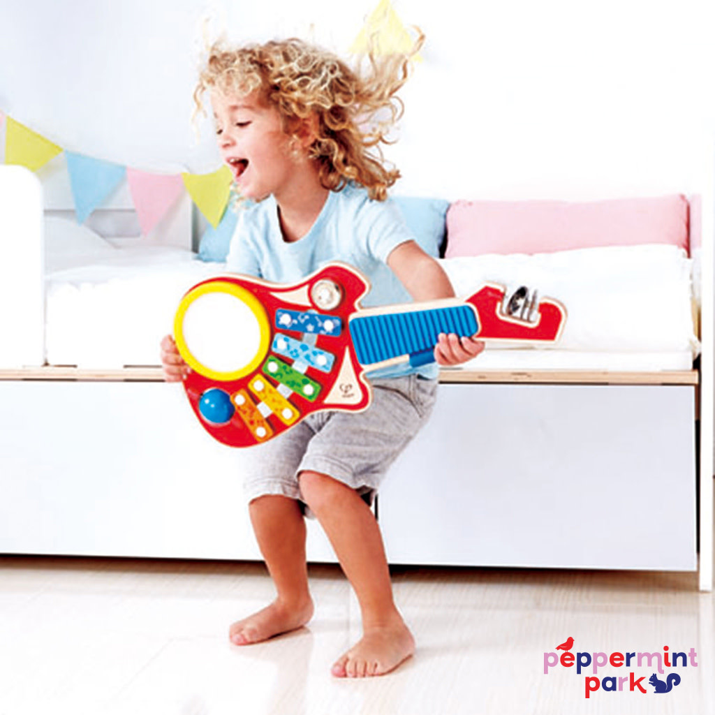 Hape International 6 in 1 Music Maker