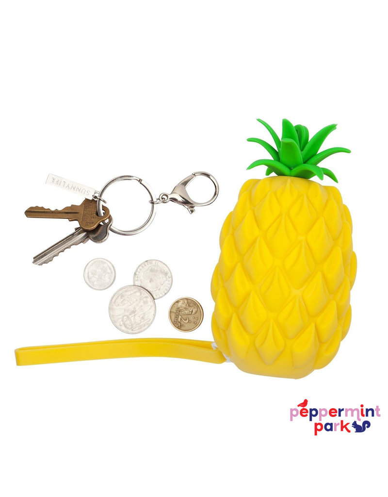 Sunny Life Pineapple Coin Pouch