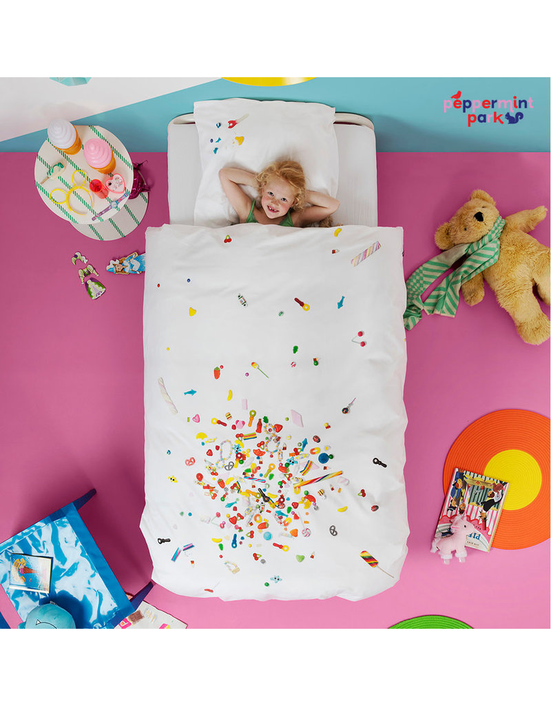 Snurk Candy Blast Bedding