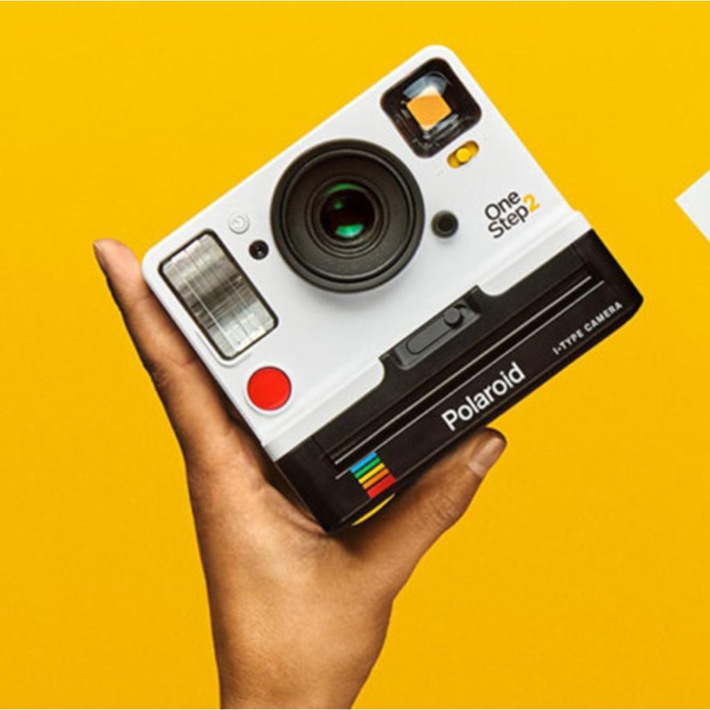 Polaroid Polaroid White OneStep 2 Camera