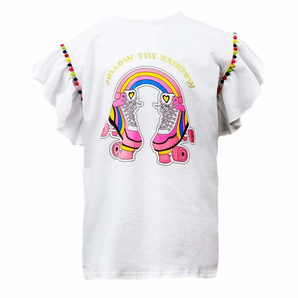 Lola & The Boys Follow The Rainbow T-Shirt