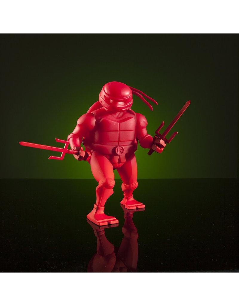 """KidRobot TMNT Raphael Medium 8"""" Figure"""