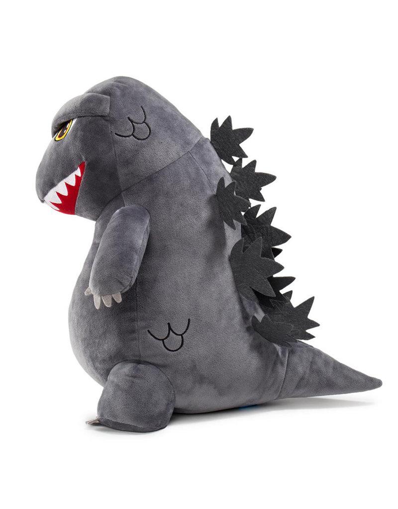 KidRobot Vibrating Hug Me Godzilla