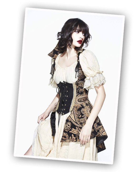 renaissance French quarter nola new Orleans shopping women men clothing costume