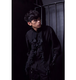 ARISTOCRAT GOTHIC BUTTON UP SHIRT