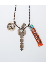 KATE MESTA Custom Key and Coin Necklaces
