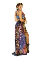 Sequin Harness Skirt