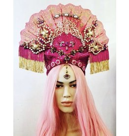 JEZEBEL'S FASCINATION Turkish Delight Headpiece
