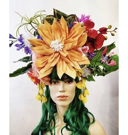 JEZEBEL'S FASCINATION Island Sun Headpiece