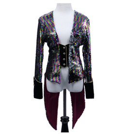 Sequin Tailcoat