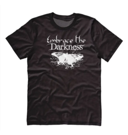 GESSHOKU Embrace the Darkness T-Shirt