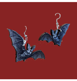 Iamsonotcool Bat Earrings
