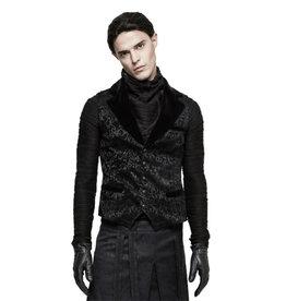 Vintage Jacquard Vest