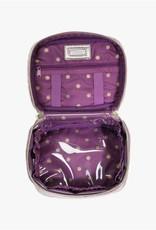 Stephanie Johnson Milan D. Plum Louise Travel Case by Stephanie Johnson