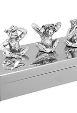Hans Turnwald Monkey Trinket Box by Hans Turnwald