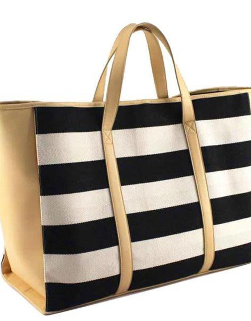 Christen Maxwell Cabana Tote by Christen Maxwell