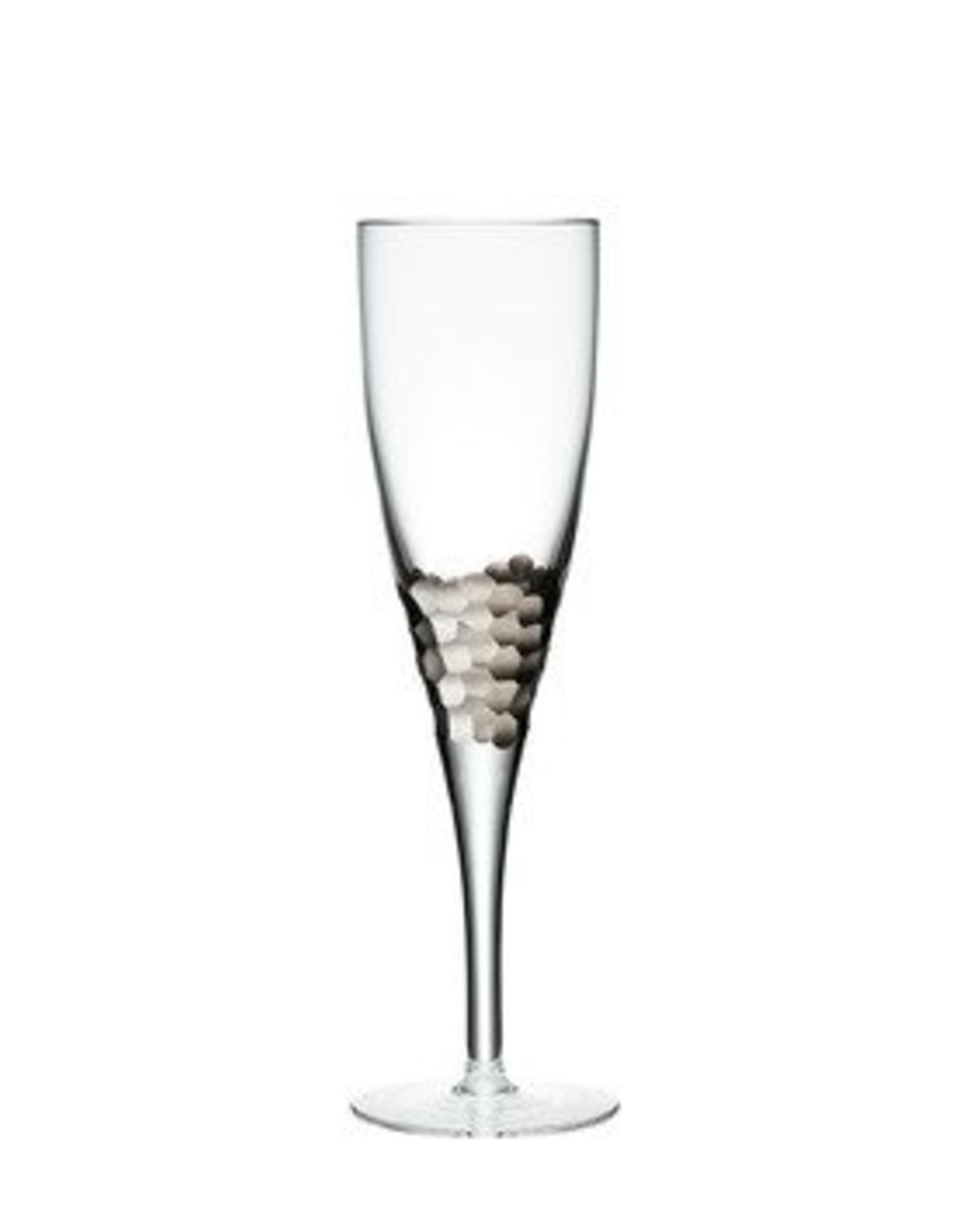 Kim Seybert Paillette White Wine