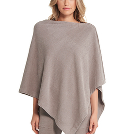 Barefoot Dreams Poncho Ultra Lite Beach Rock