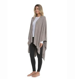 Barefoot Dreams COZYCHIC LITE WEEKEND WRAP - Driftwood