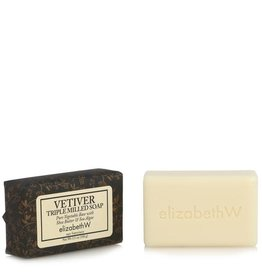 Elizabeth W. Vetiver Soap 3.5 oz