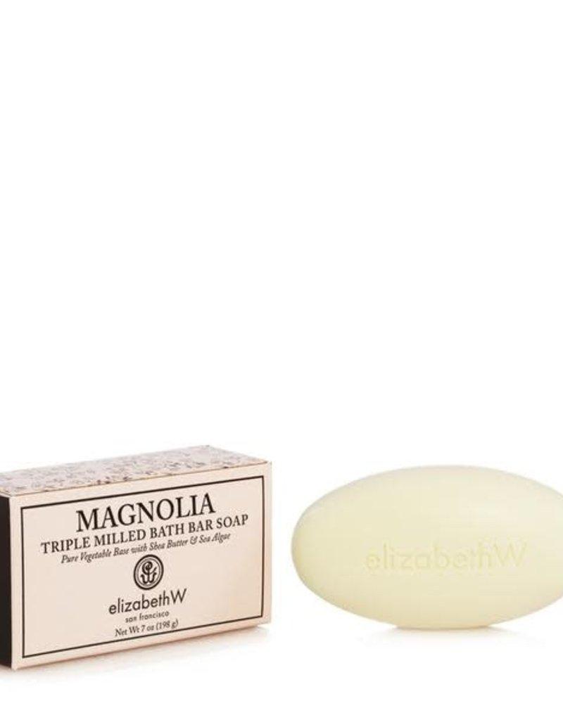 Elizabeth W. Magnolia Soap/Bath Bar 7 oz