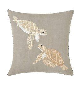 Yves Delorme Tobago Naturel Pillow