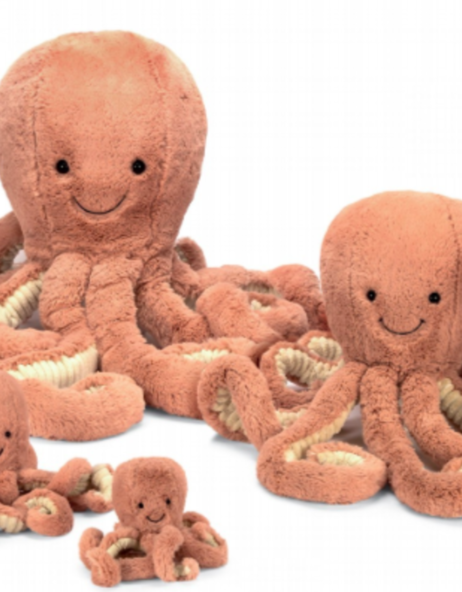 Jellycat Odell Octopus Really Big