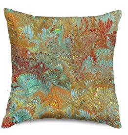 "Jill Seale Designs Tuscan Sunset 22"" Pillow Jill Seale"